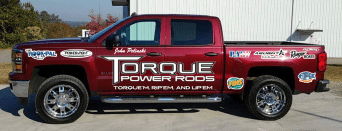 Torque Power Rods