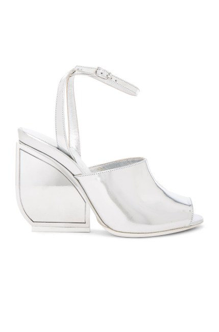 Maison Margiela Mirror Leather Heels