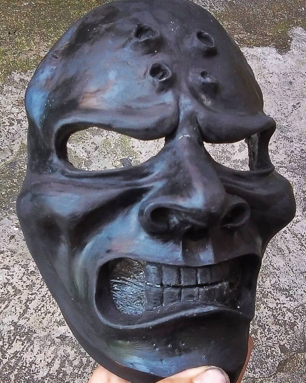 Void One - Resin Mask Test