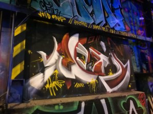 Void One UK - Ghetto Golf Graff
