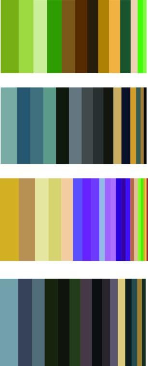 menagerie palettes