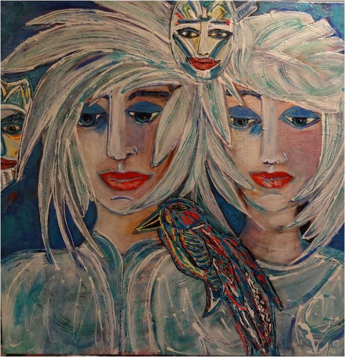 Schwestern (verkauft)