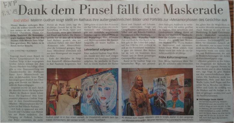 07.03.2019 Frankfurter Neue Presse