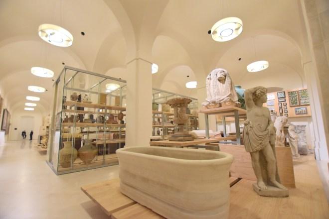 entrepôt archéologique musée de málaga