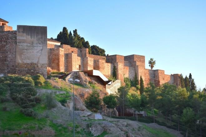 nueva atracción turística de Málaga mirador alcazaba