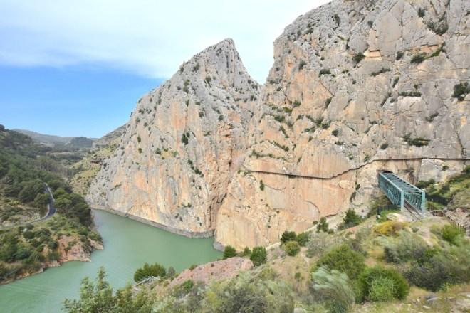 embalse tajo encantada caminito rey excursiones de un día desde Málaga