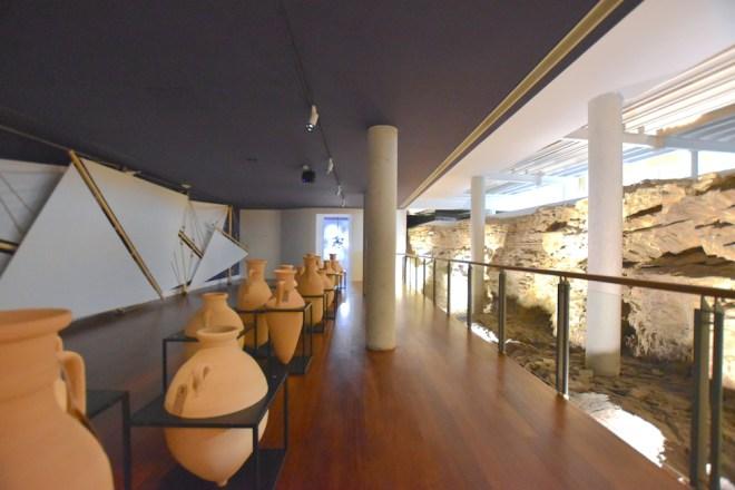 sala muralla rectorado cosas que ver en Málaga