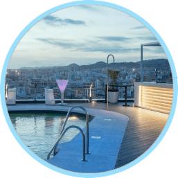hôtels à Malaga
