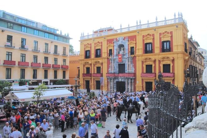 plaza obispo