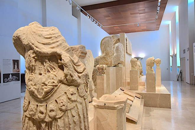 archaeology museum malaga must do