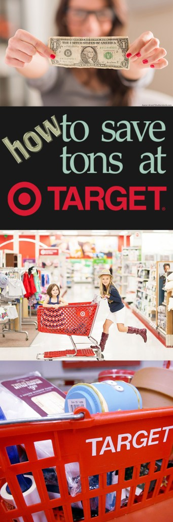 How to Save Money at Target, Saving Money at Target, Save Money, Save Money Shopping, Simple Ways to Save Money While Shopping, Popular Pin
