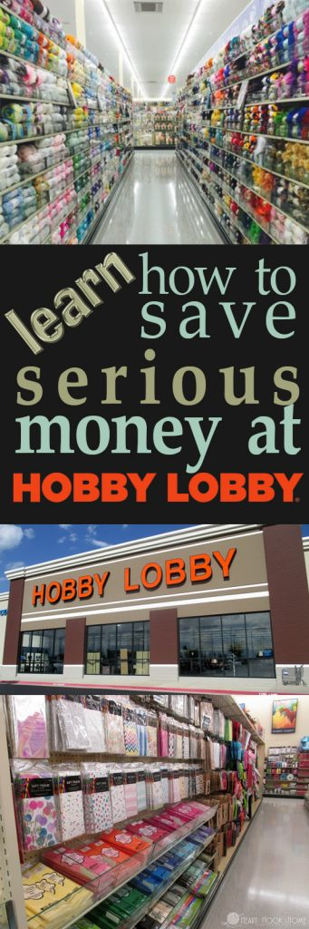 How to Save Money at Hobby Lobby, Save Money Shopping, How to Save Money on Craft Supplies, Craft Supply Hacks, Money Saving 101, Popular Pin