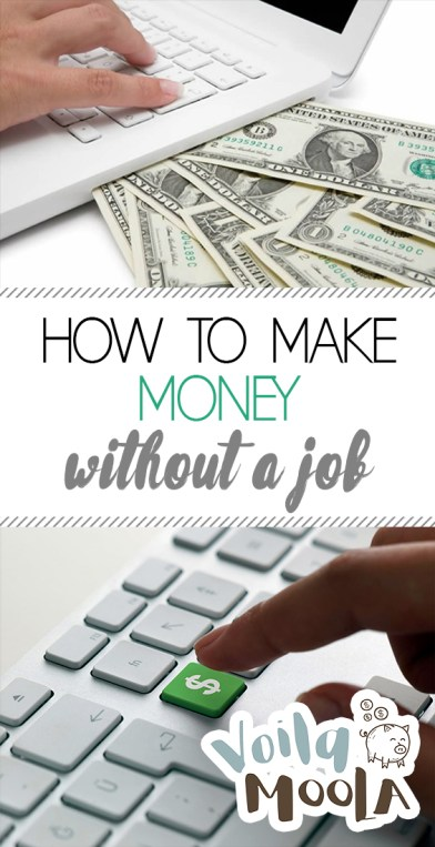 Make Money Without a Job | How to Make Money Without a Job | Make Money, Money, Make Money Fast, Make Money Online, Make Money from Home