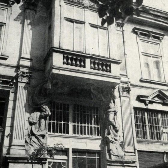 Княз Кирил Преславски, къща, София, Стара София, трамвай 5