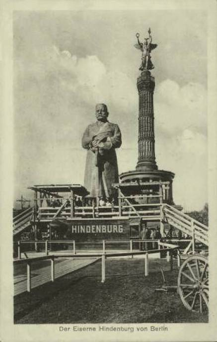 Eisernehindenburg