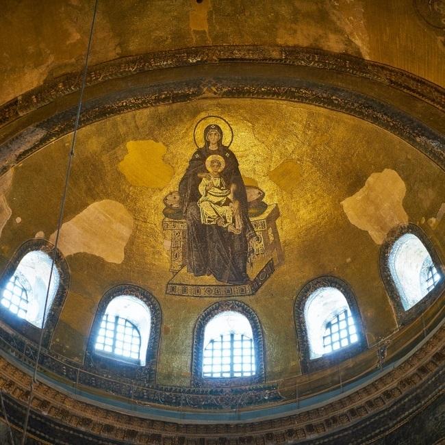 Hagia Sofia, Света София, джамия, музей, църква, Ердоган, молитва