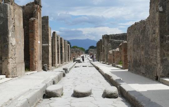Pompéi : son histoire jusqu'en 79 après J.-C.