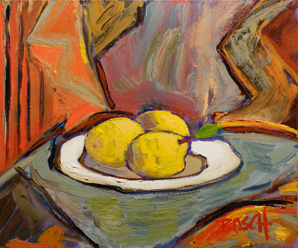 An offering - Cornelius Bosch