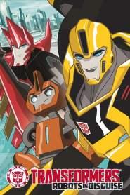Transformers Robots in Disguise : Mission secrète Saison 1 VF