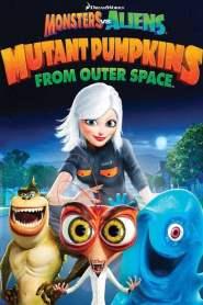 Monstres contre Aliens: Les citrouilles mutantes venues de l'espace (2009)
