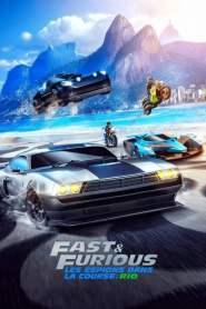 Fast et Furious : Les espions dans la course Saison 4