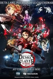 Demon Slayer : Kimetsu no Yaiba – Le film : Le train de l'Infini (2020) VF