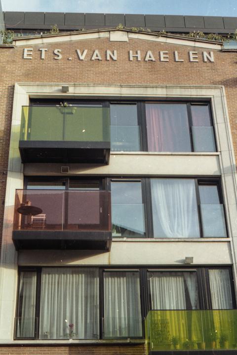 Rue de la Senne - Appartements + Rénovation Ets Van Haelen, Lhoas & Lhoas