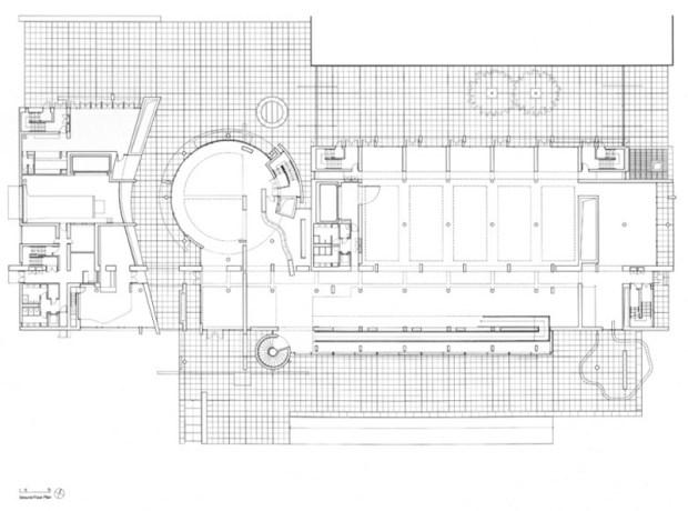 Plan de rez-de-chaussée