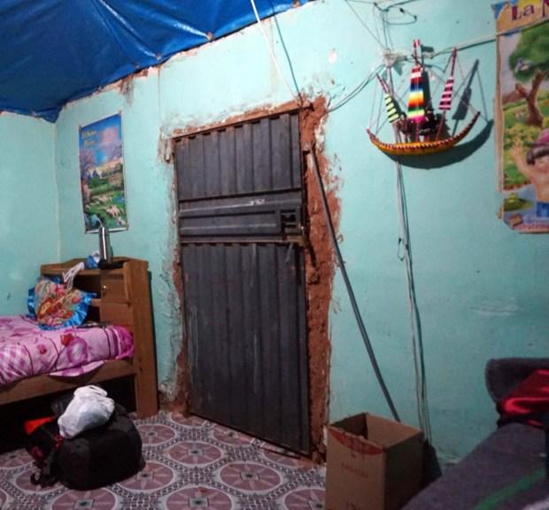 Vue intérieure d'une chambre | Île de Taquile