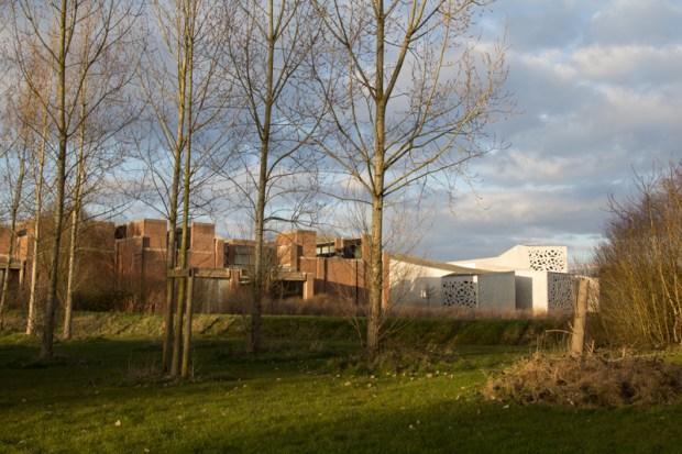 le musée et son extension