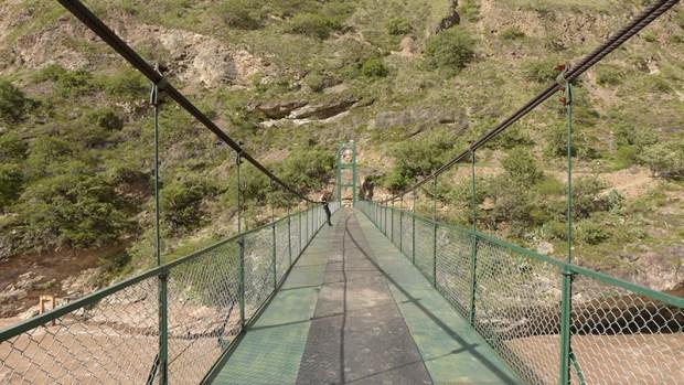 Pont du fleuve Apurimac