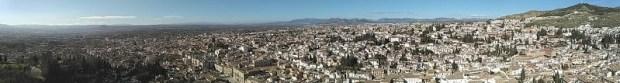 8. Vista panorámica desde la Alcazaba