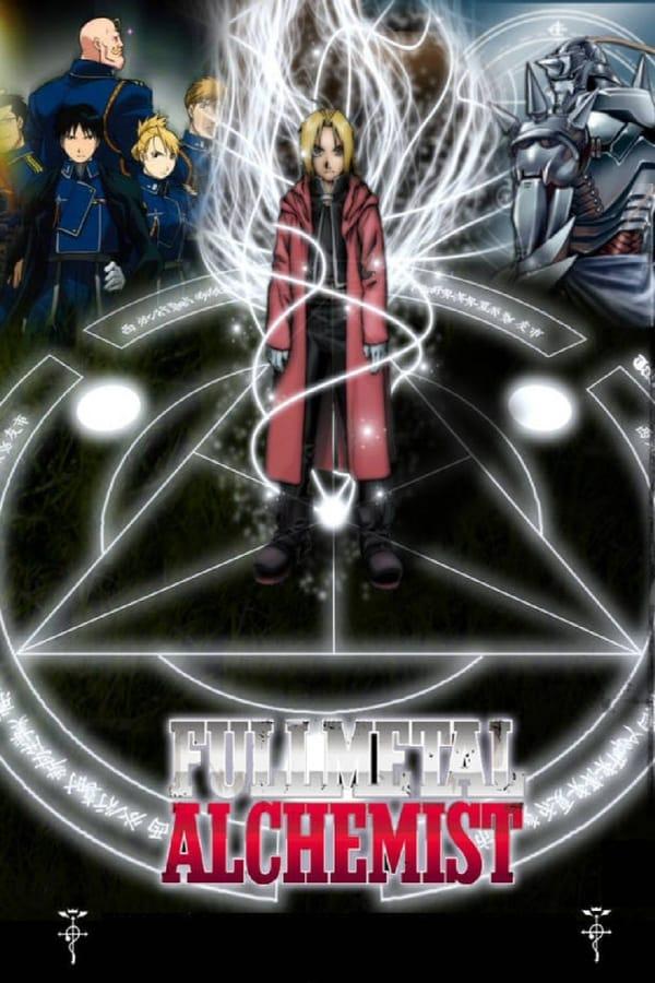 Full Metal Alchemist Streaming