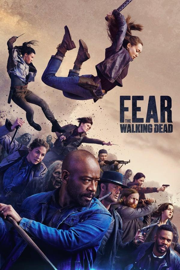 Fear The Walking Dead Stream Serien Stream