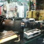 appareil photo yashica et zenith
