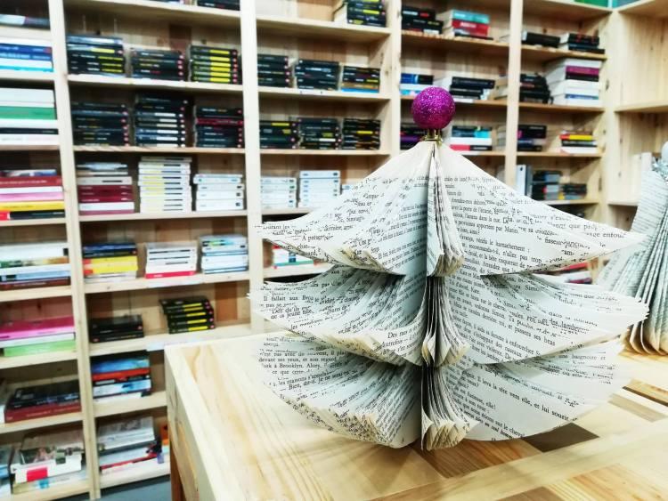 arbre en livre