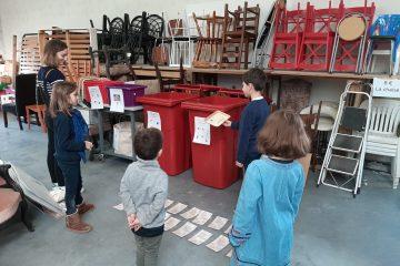 Atelier Jeu dans notre boutique Voisinage de Soustons