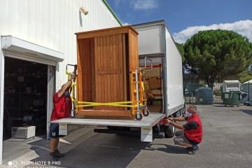 collecte mobilier