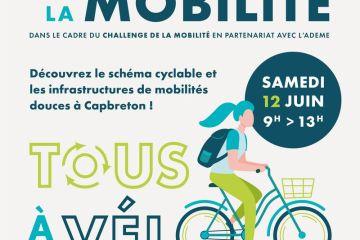 Matinée mobilité Capbreton - juin 2021