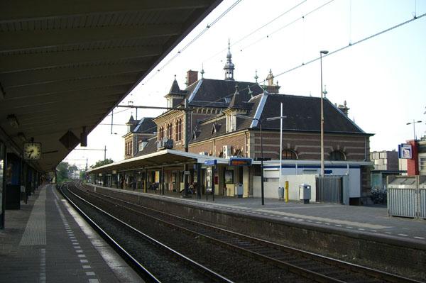 Вокзал в Делфте