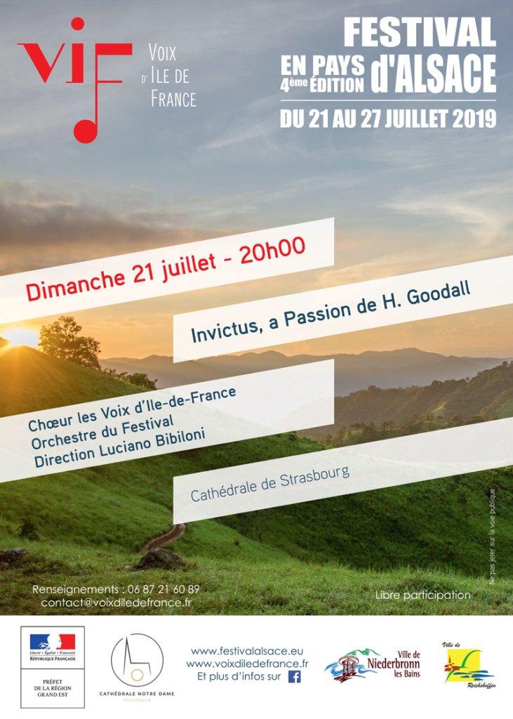Flyer concert 21-07-2019