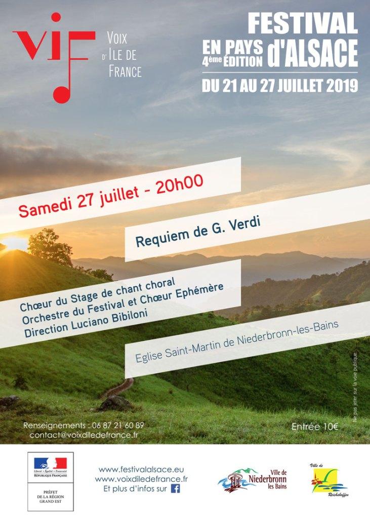 Flyer concert 27-07-2019
