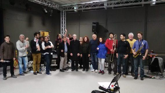 ateliers création musicale-voix et sons du monde