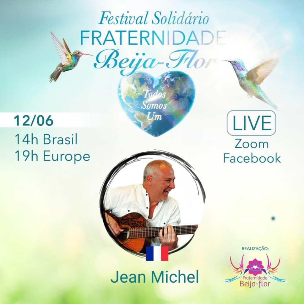 "festival de musique on line "" fraternidade solidario """