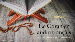 livre audio coran francais
