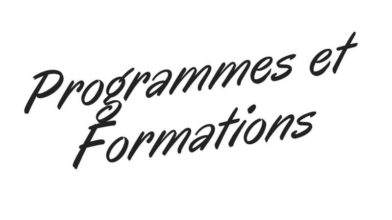 programmes et formations voix offor islam