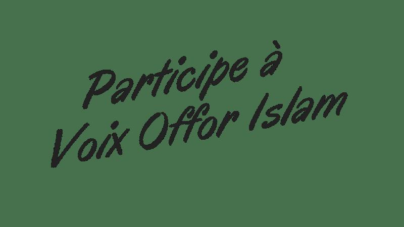 faire un don voix offor islam