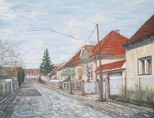 Oblačná ulica