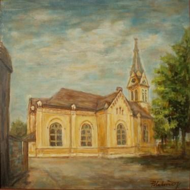 Kostol v Golse