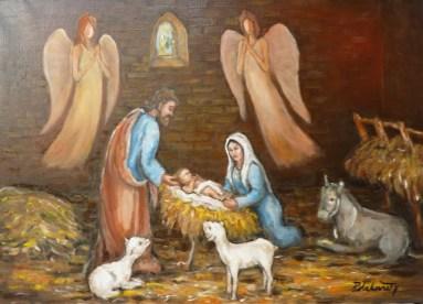Narodenie Ježiša Krista